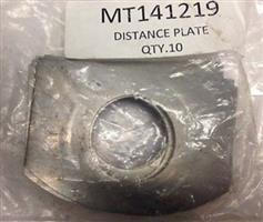 DISTANCE PLATE