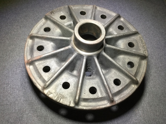 DIFF CASE FLANGE 2.81-3.21