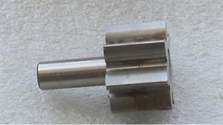 GEAR AND SHAFT ASSY