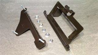 TCU MOUNTING BRACKET KIT