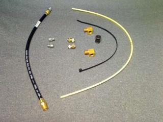 CLUTCH GREASE LINE KIT
