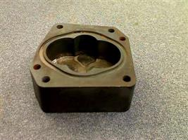 COVER, OIL PUMP