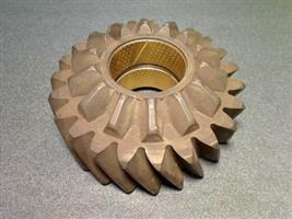 HELICAL SIDE GEAR/BUSHING ASSY