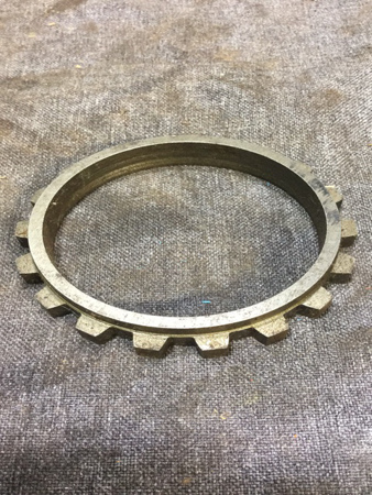 WASHER M/S GEAR